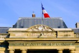 France, Paris, palais Royal: Conseil d etat